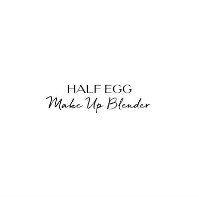Sponge HALF EGG | Make Up Blender  - 2