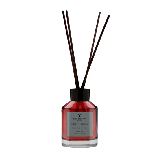 "Fragrance Diffuser ""RED VIBES"" 100ml  - 2"
