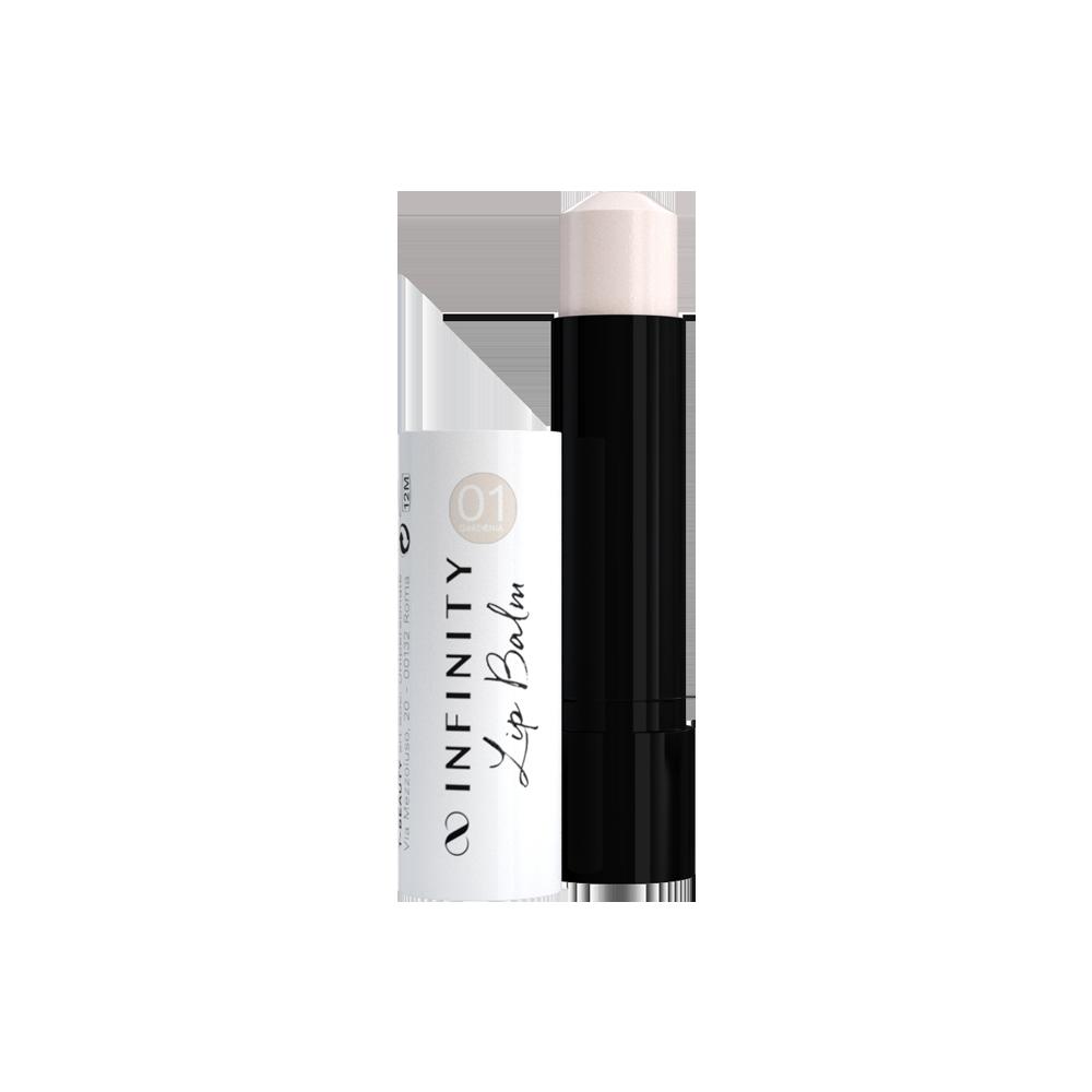 LIP BALM 01 Gardenia White 5ml  - 1