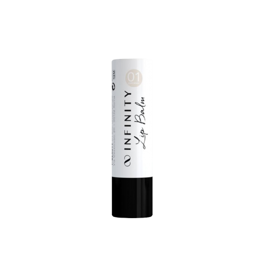 LIP BALM 01 Gardenia White 5ml  - 2