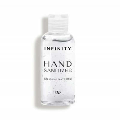 HAND SANITIZER  Hand sanitizing and disinfectant gel 100ml  - 1